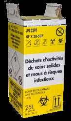 Carton DASRI Emballages