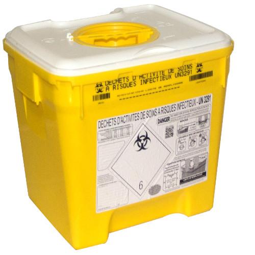 Fût DASRI Emballages